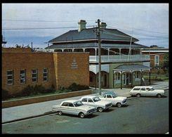(I 11) Australia - NSW - Bourke Post Office & Telephone Exchange - Australia
