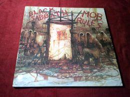 BLACK  SABBATH  °  MOB RULES - Rock