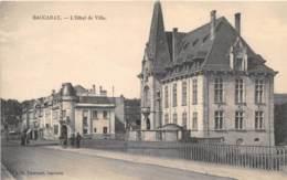 MEURTHE ET MOSELLE  54  BACCARAT - L'HOTEL DE VILLE - Baccarat