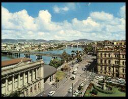 (I 13) Australia - QLD - Brisbane Victoria Bridge (BQ 1) With Stamp - 1970 - Brisbane