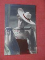 Female Large Straw Hat      Ref 4289 - Moda
