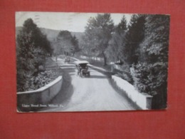 Upper Broad Street  Milford  Has Pin Hole Top   Pennsylvania   Ref 4290 - United States