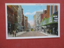 Main Street  Uniontown   Pennsylvania   Ref 4290 - United States
