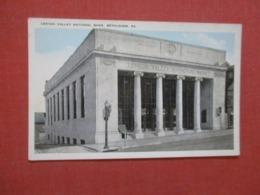 Lehigh Valley National Bank  Bethlehem  Pennsylvania   Ref 4290 - United States