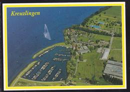 Kreuzlingen Am Bodensee Hafen, Luftaufnahme - Cartes Postales