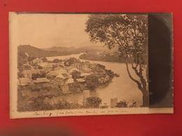 CPA PHOTO TONKIN 1900 LAO KAY VUE PRISE EN CHINE - Viêt-Nam