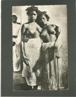 2 Amies Au Quartier Réservé édit. La Cigogne N° 95.000.09 Prostituée Casablanca Seins Nus Prostitution - Afrique Du Nord (Maghreb)