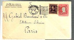 35612 - Entier  Pour La France - Cartas