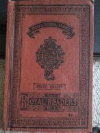 Royal School Series The Royal Readers London 1917 Fine Condition Royal Home Lesson Books - Niños
