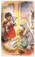 Bouret Germaine  La Nativité - Bouret, Germaine
