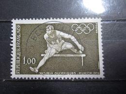 "VEND BEAU TIMBRE DE FRANCE N° 1722 , OBLITERATION "" BESANCON "" !!! - Used Stamps"