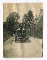 Photo Originale 78 : Château De L'abbaye De Vaux De Cernay Format 57*79 Mm   VOIR DESCRIPTIF  §§§§ - Lugares