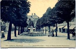 25 MONTBELIARD  [REF/S029752] - Montbéliard