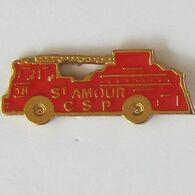 1 Pin's Sapeurs Pompiers De ST AMOUR (JURA - 39) - Pompiers