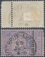 "Expositions - N°70 Obl Ambulant ""Ambt. Brux - Arlon N°1"" - 1894-1896 Exhibitions"