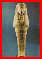 CPSM/gf ARTS. Sarcophage égyptien Au Musée Georges Labit (Toulouse)...D661 - Sculptures