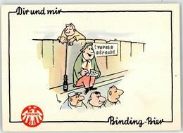 52749253 - Binding Bier Humor - Cartoline