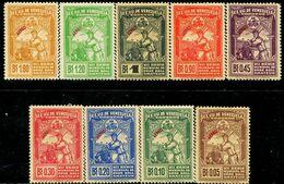 VZ0397 Venezuela 1944 Baseball Sports Stamp Aviation 9V MLH - Venezuela