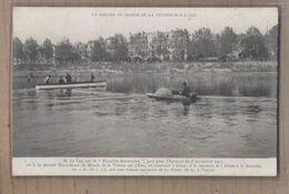 CPA BÂTEAU - RECORD DU MONDE VITESSE Sur L'eau - LE LAS Sur RICOCHET ANTOINETTE Le 8 Novembre 1907 - Otros