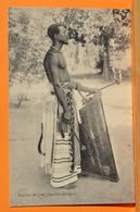 Batétéla - Batteur De Gong - Congo Français - Autres