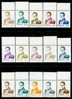 VZ0419 Venezuela 1997 Bolivar Portrait 15V Catalogue 45 USD - Venezuela