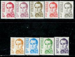 VZ0421 Venezuela 1987 National Father Bolivar 9V Catalogue 25 USD - Venezuela