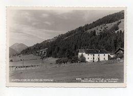 Pracupola Frazione Di S. Valburga In Val D'Ultimo (Bolzano) - Panorama - Viaggiata - (FDC23271) - Bolzano (Bozen)
