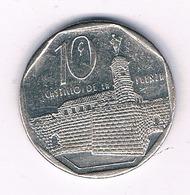 10 CENTAVOS 2000 CUBA /6394/ - Cuba