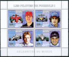 NB - [30396]SUP//**/Mnh-c:11e-N° 2396/99, Célébrités Du Monde - Les Pilotes De Formule 1. - Ongebruikt