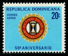 VZ0435 Dominica 1972 Time Hourglass 1V - Dominica (1978-...)