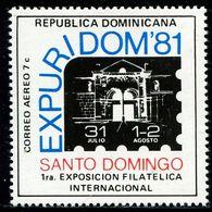 VZ0437 Dominica 1981 Heritage Santo Domingo 1V - Dominica (1978-...)