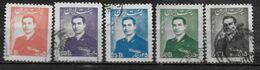 IRAN Lot N ° 475   Oblitere    Riza Pahlavi - Irán