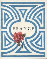 Frankreich - France  - 30 Seiten Mit über 50 Teils Ganzseitigen Abbildungen - Vorwort Jean Giraudoux - Maquette De Jacqu - Folletos Turísticos
