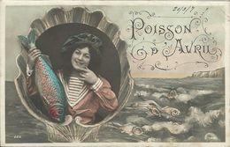 003460 - POISSON D'AVRIL - 1907 - April Fool's Day