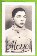 Léon TOMMIES, Alcyon  . 2 Scans. Cyclisme. Lire Descriptif - Cycling
