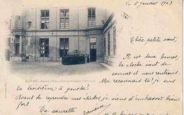 95 ECOUEN Maison D'éducation De La Légion D'Honneur - Animée - Précurseur - Ecouen