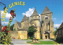 24 - Saint Geniès - L'église Romane Fortifiée - Autres Communes