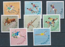 1968. Albania - Olympic Games - Verano 1968: México