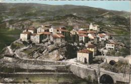 OP 11 -(06) COLLONGUES  - VUE GENERALE - CARTE COULEURS - 2 SCANS - Autres Communes