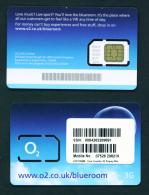 UNITED KINGDOM - Mint/Unused Chip SIM Phonecard (without Sticky Label) - Royaume-Uni