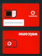 UNITED KINGDOM - Mint/Unused Chip SIM PHonecard Vodaphone - Royaume-Uni