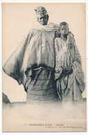 CPA - SÉNÉGAMBIE - NIGER -  Ouolof - Niger