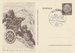 Allemagne Entier Postal Illustré 1941 - Ganzsachen