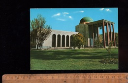 SHIRAZ CHIRAZ IRAN : Saadieh Tomb Of Poet Sheikh Moshrefodin Bin Muslehedin Saadi Shirazi - Irán