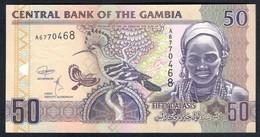 Gambia - 50 Dalasis 2018 - P28d - Gambia