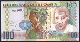 Gambia - 100 Dalasis 2018 - P29 - Gambia