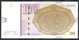 Macedonia - 100 Denari 2000 - P16c - Macedonia