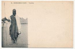 CPA - SÉNÉGAMBIE - NIGER -  Touareg - Niger