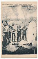 CPA - SÉNÉGAMBIE - NIGER -  Tolba. Enfants Apprenant Le Coran - Niger