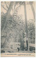 CPA - SÉNÉGAMBIE - NIGER -  La Vérité Sortant D'un Puits - Niger